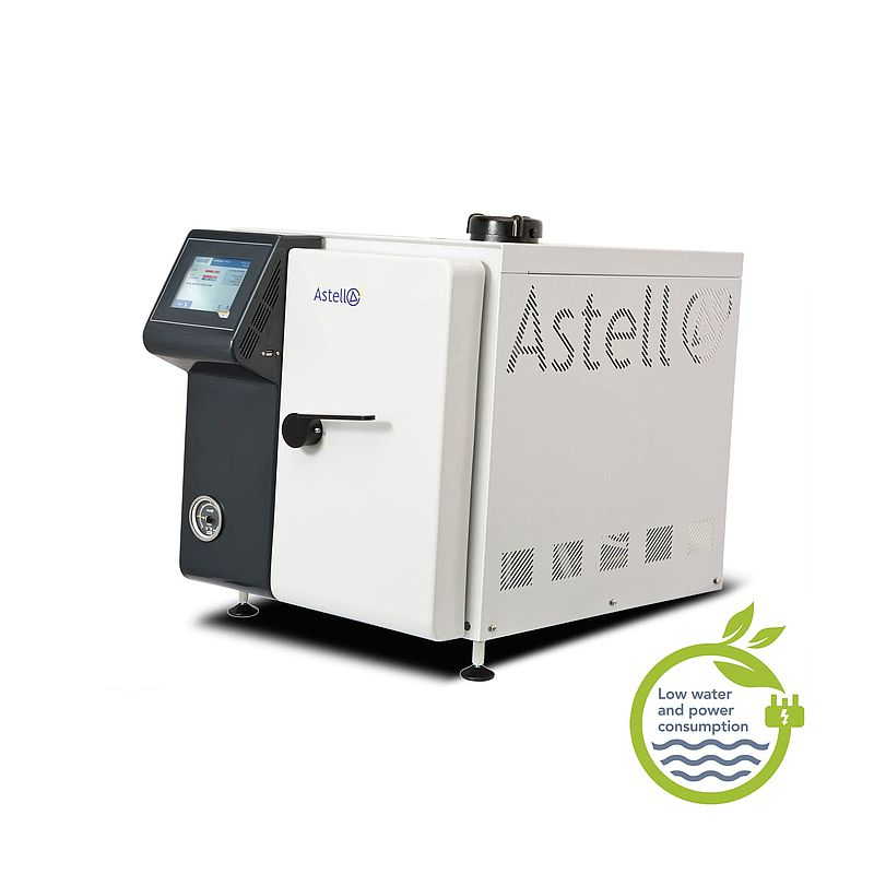 Benchtop autoclaves