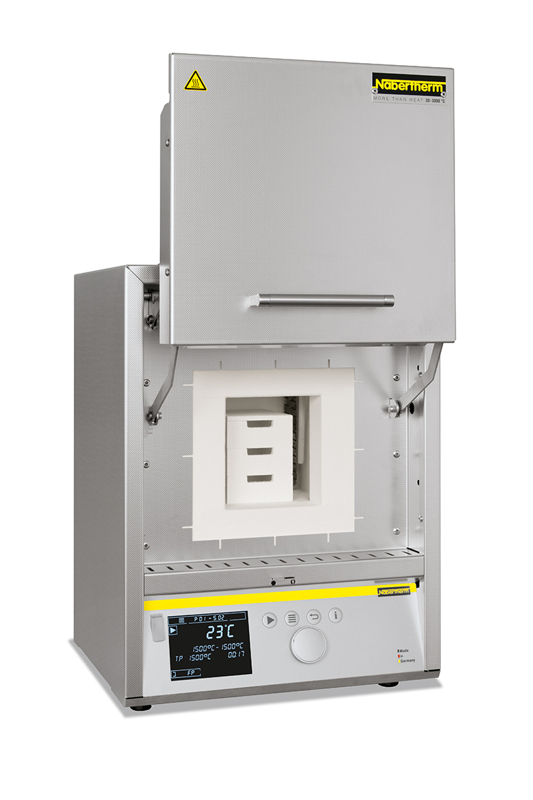 High-Temperature furnaces up to 1600 °C