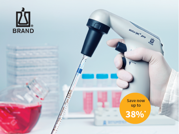 Special price for Pipetting aid accu-jet® pro!