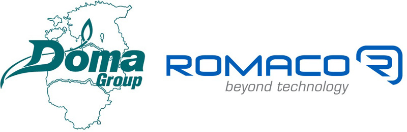 Cooperation between SIA Doma and the Romaco Group